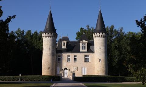 Château Agassac plan face