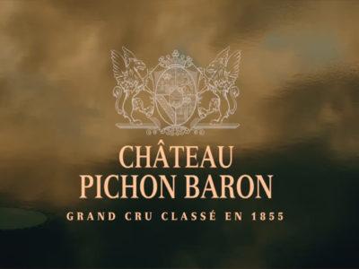 """Château Pichon Baron – Pauillac Grand Cru Classé : """"Dans les Yeux de Pichon Baron"""""""