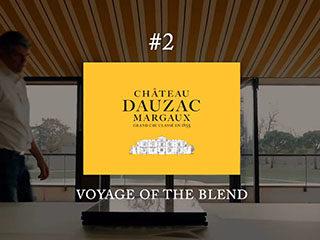 DAUZAC GCC – #2 VOYAGE OF THE BLEND